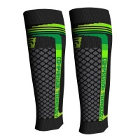 ZESTAW OPASEK KOMPRESYJNYCH SPEED SUPPORT ELITE BLACK/GREEN #1