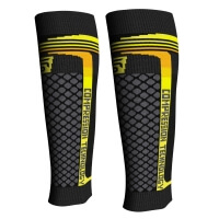 ZESTAW OPASEK KOMPRESYJNYCH SPEED SUPPORT ELITE BLACK/YELLOW #1